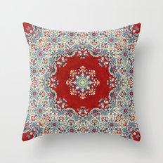 Mandala Nada Brahma  Throw Pillow