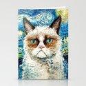 Grumpy Cat Is Still Grumpy Stationery Cards