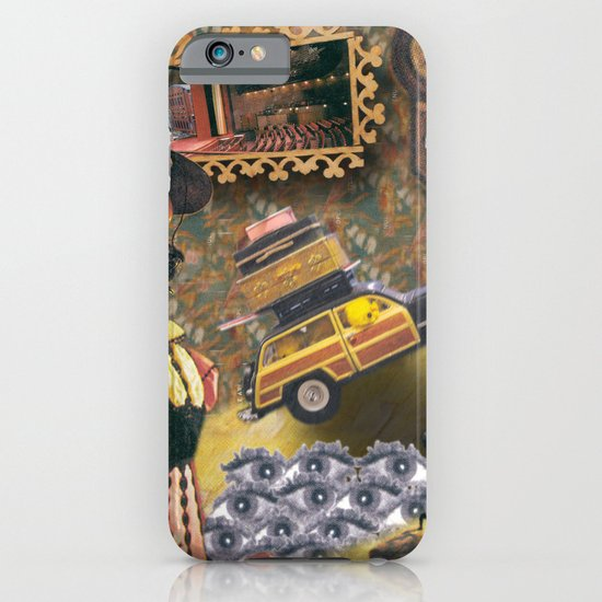 Victorian Pattern iPhone & iPod Case