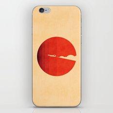 The long goodbye iPhone & iPod Skin