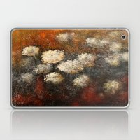 Golden Blossoms Laptop & iPad Skin