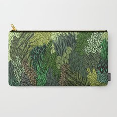 Leaf Cluster Carry-All Pouch