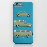 Beetle Camper iPhone 6 Slim Case