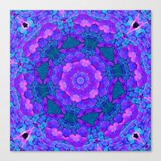 Flowerball Canvas Print