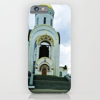 White Russian Church. iPhone 6 Slim Case