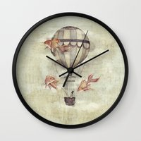 Skyfisher Wall Clock