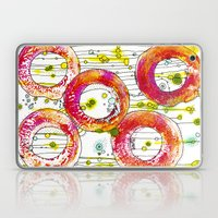 Whimsy Laptop & iPad Skin