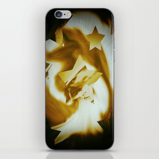 Starburst iPhone & iPod Skin