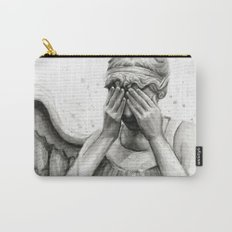 Weeping Angel Carry-All Pouch