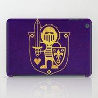 Castle Mama Crest iPad Case