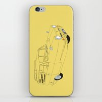 Only Fools and Horses Robin Reliant iPhone & iPod Skin