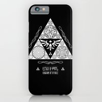 Legend Of Zelda Kingdom … iPhone 6 Slim Case