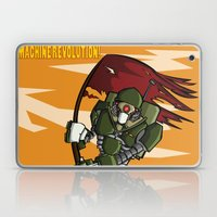Machine Revolution Laptop & iPad Skin
