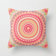 Mandala 281 Throw Pillow