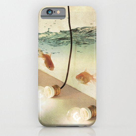 ideas and goldfish iPhone & iPod Case