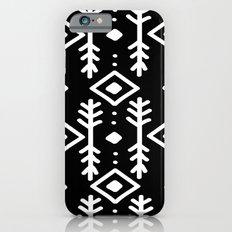 BLACK NORDIC Slim Case iPhone 6s