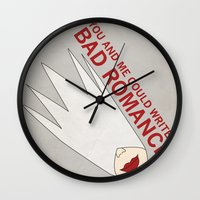 You And Me Could Write A… Wall Clock
