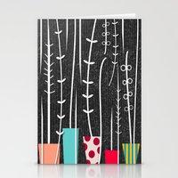 Wild Plants Stationery Cards
