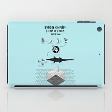 Food chain iPad Case