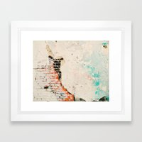 Exposed  Framed Art Print