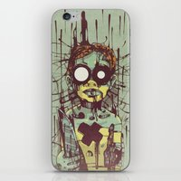 Puppet II. iPhone & iPod Skin