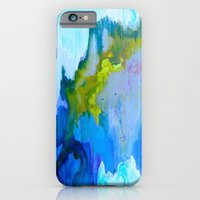 Flickering Cup - Light in the Caves iPhone 6 Slim Case