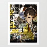 Niech Mnie Widzą: Simply the Best Thank you {1} Art Print