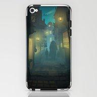 Diagon Alley iPhone & iPod Skin