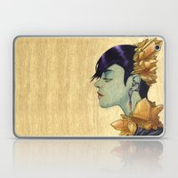 Citrine  Laptop & iPad Skin