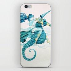 Sea Warrior iPhone & iPod Skin