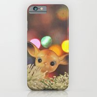 iPhone & iPod Case featuring Deer by SilverSatellite