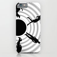 iPhone & iPod Case featuring DISCO by Hahn Pampas