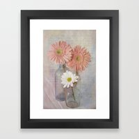 The Daisies Framed Art Print