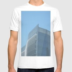 Ice-13 White Mens Fitted Tee SMALL
