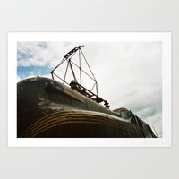 Rusting in Peace Art Print