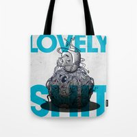 Lovely Shit Tote Bag