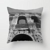 Roman Architecture At It… Throw Pillow