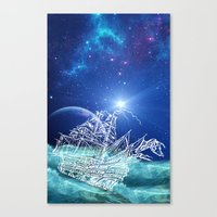 To Neverland Canvas Print