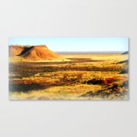 Wide Open Spaces Canvas Print