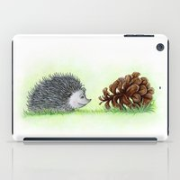 Spiky Duo iPad Case