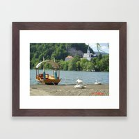 fd Framed Art Print