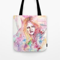Whatever Doesn't Kill Me Tote Bag