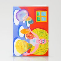 From Scratch Stationery Cards