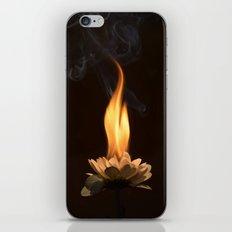 Soul burn iPhone & iPod Skin