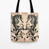 Flying Fantasies Tote Bag