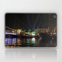 Marmaris Marina Nightsca… Laptop & iPad Skin