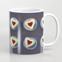 Linzer Cookies Mug