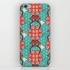 Creative pattern iPhone & iPod Skin