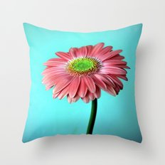 Spring vibes Throw Pillow