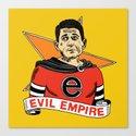 Ryan's Evil Empire Canvas Print